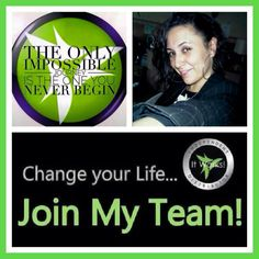 The only impossible journey is the one you never begin join my team, I'll train you & You are also going to be welcomed in a family!!