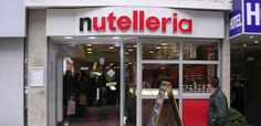 Foods That Have Their Own Restaurant   Nutella  Nutelleria (locations worldwide)  FINALLY, the world's favorite chocolate spread has its ownrestaurant! The cafés (now only in Europe, though a mysteriousFacebook pagehints at an upcoming New York location) serve all thingsNutella, and are owned by Ferrero Rocher.