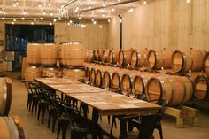 What a dream location! Stone Tower Winery