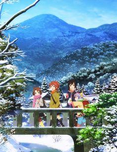 Primer vídeo promocional del Anime Non Non Biyori Repeat que se estrenará en Julio.