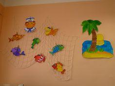 Námořnická výzdoba 1.B Classroom, Album, Google, Decor, Children, Class Room, Decoration, Dekoration, Inredning