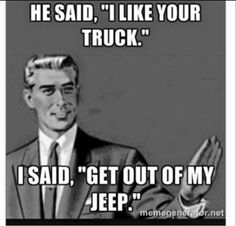 Jeep quotes