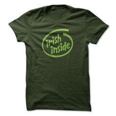 Irish Inside T Shirt, Hoodie, Sweatshirt