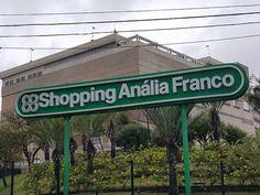"""26 January 2017 (13:09) / Shopping Anália Franco, Tatuapé, São Paulo City.  """"Referência em moda, estilo e sofisticação na Zona Leste de São Paulo."""""""