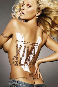 MAC Viva Glam- Pam Anderson