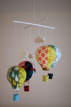 hot-air balloons..cute!