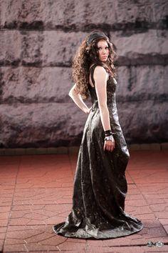 Mountek motion maxi dress