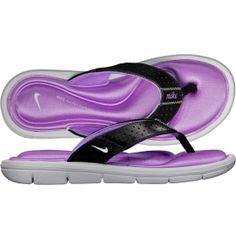 Nike Womens Comfort Flip Flops Own them and they are amazing