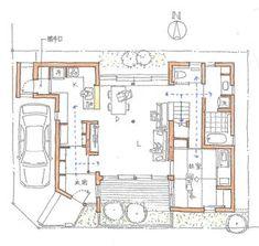 間取りを考える上で、動線計画が大切になります。その動線の中に、家事動線や生活動線と言った概念があり、家事動線とは、キッチンを中心とした家事廻りの動き方を考...