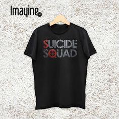 Camiseta Suicide Squad (Escuadrón Suicida)