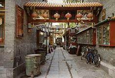 Beijing's Hutongs -