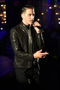 RUNWAY ROCK: RAPPER G-EAZY PERFORMS AT NOBLE BY WILLIAM RAST