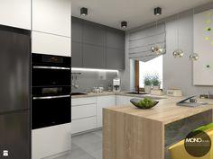 Kuchnia z wyspą - zdjęcie od MONOstudio - Kuchnia - Styl Nowoczesny - MONOstudio