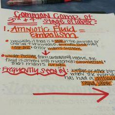 Amniotic fluid embolism pt 1