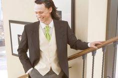 Loki in his Midgardian wedding outfit :)