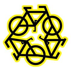 Bicycle Temporary Tattoos, Bike Tats by Custom Tags