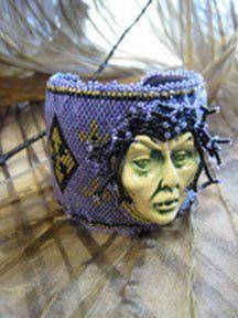 Wicked Bracelet Cuff Pattern