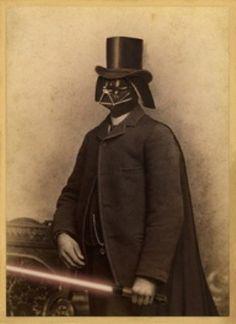 Antique Vader