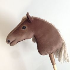 The official website of Eponi hobbyhorse creations, premium Finnish designer hobbyhorses. Stick Horses, Hobby Horse, Textiles, Stuffed Toy, Sewing, Random, Children, Crafts, Animals