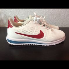 half off 20891 b1f83 Nike Shoes   Nike Cortez Ultra Moire   Color  White   Size  10