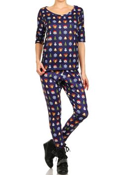 Emoji shirt. And pants. Or an entire outfit if you're really brave.