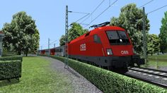 Train Simulator 2015 - Railworks Austria ÖBB 1116 - Vorschau