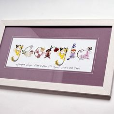 personalised family gifts - Google Search