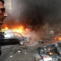 July 9, 2013 - VIDEO - LEBANON - BOMBING - REGIONAL VIOLENCE - TERRORIST ATTACK - SECTARIAN VIOLENCE - Syria's Conflict Spreads to Lebanon.