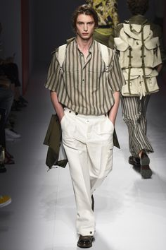 Salvatore Ferragamo Spring 2017 Menswear Fashion Show