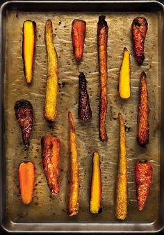 Duck-Fat Roasted Carrots Recipe (Every iota as irresistible as potatoes roasted in duck fat.)