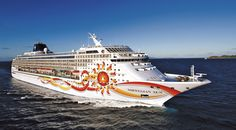 Sun (Norwegian Cruise Line | Cruzeiros NCL)Going on her in Sept. for a Coastal wine cruise 2013