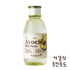 [Skin Food] Premium Avocado Rich Toner 180ml Skin Food http://www.amazon.com/dp/B00PBJSOWQ/ref=cm_sw_r_pi_dp_-LZxwb07HZHP5