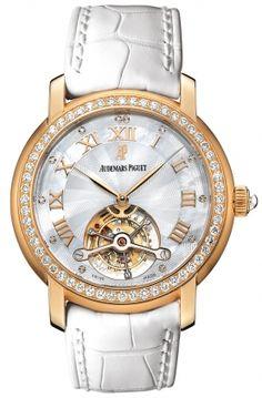 Audemars Piguet Watches > Ladies Jules Audemars Tourbillon  $125,248.00