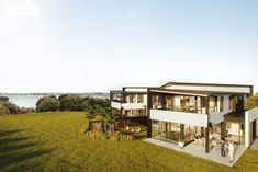 Design for luxury 5 Bedroom, reserve front homes in Fernwood Place, Wai o Taiki Bay