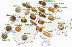 Svájci kenyerek | Mindmegette.hu