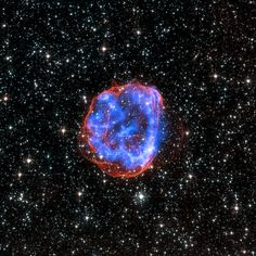 Las impresionantes fotos de la NASA para dar la bienvenida al Año internacional de la Luz