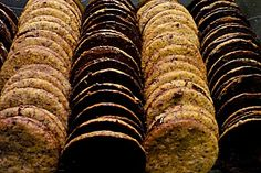 Orangen - Schoko - Kekse