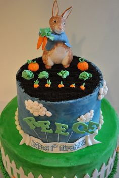 peter rabbit cakes | Recent Photos The Commons Getty Collection Galleries World Map App ...