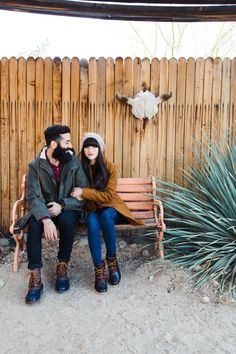 New Darlings in Joshua Tree - Husband and wife lifestyle and travel blog