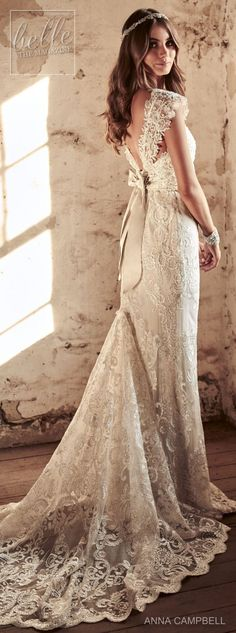 Wedding Dress by Ann