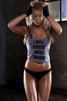 Girls that get it in the gym sexiest thing in the world Raw motivation!!!