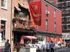 New York Little Italy Il Palazzo Best Italian Restaurants Nyc Alfredo Sauce