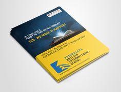 Brochure for Pushpalatha British International School