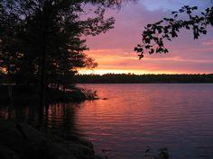 Frontenac Provincial Park Places To Visit, Celestial, Sunset, Park, Nature, Inspiration, Travel, Outdoor, Biblical Inspiration