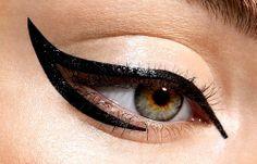 The modern cat eye