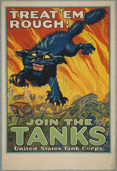 The Ransom Center recently launched a new platform of digital collections on its website, which includes the World War I poster collection. More than 120 items from that collection, including the posters highlighted in this blog post, can be vi [...]