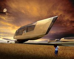 From Deep Seas to Outer Space: 30 Futuristic Home Designs