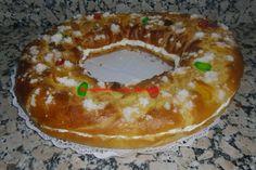 Recopilatorio de recetas : Roscón de Reyes y rellenos con thermomix