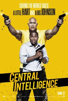 Central Intelligence (2016)...this was funny, i actually enjoyed it from beginning to end