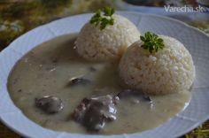 Kuracie pečienky na smotane (fotorecept) Grains, Rice, Food, Essen, Meals, Seeds, Yemek, Laughter, Jim Rice